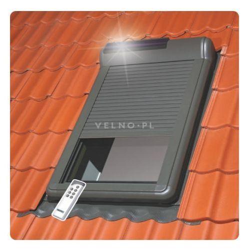 Roleta zewnętrzna Fakro ARZ Solar 78x118 102 - produkt z kategorii- Rolety zewnętrzne