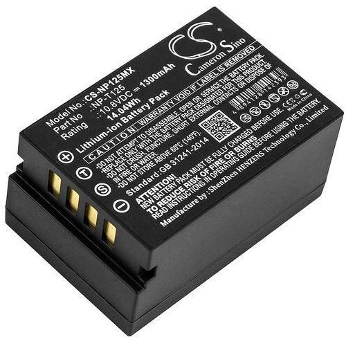 Fujifilm Medium Format GFX / NP-T125 1300mAh 14.04Wh Li-Ion 10.8V (Cameron Sino) (4894128142393)