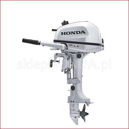Nowość! bf 5 dh lhu! silnik zaburtowy  z ładowaniem 6a + olej + dostawa gratis marki Honda