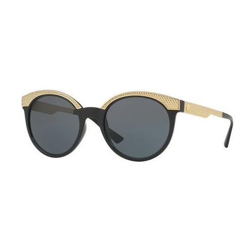 Okulary Słoneczne Versace VE4330 METAL MESH GB1/87