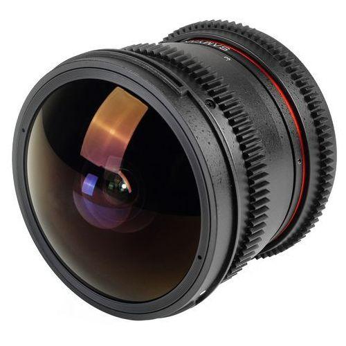 Samyang 8mm T/3.8 VDSLR UMC Fisheye CS II Nikon (8809298881689)