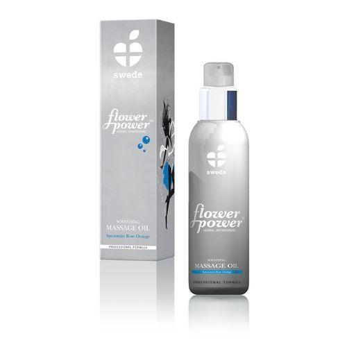 Olejek do masażu - Swede Flower Power Massage Oil - Ukojenie