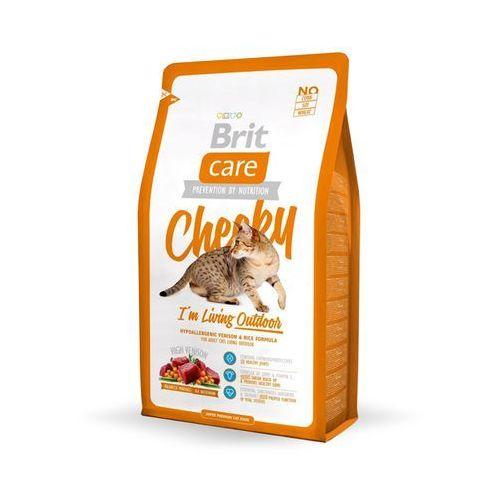 Brit Care Cheeky I'm Living Outdoor 0,4kg ## CHARYTATYWNY SKLEP ## 100% ZYSKU SKLEPU NA POMOC PSIAKOM:) (8595602505685)