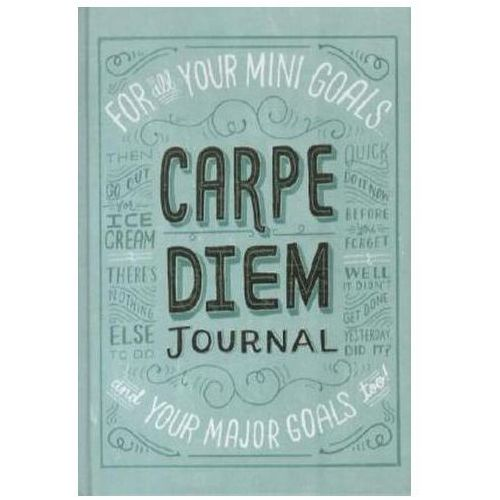 Carpe Diem Journal (9781452107004)