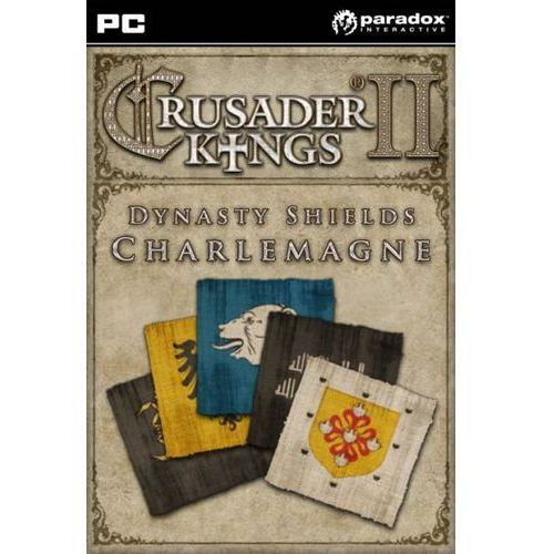 Crusader Kings 2 Dynasty Shields (PC)