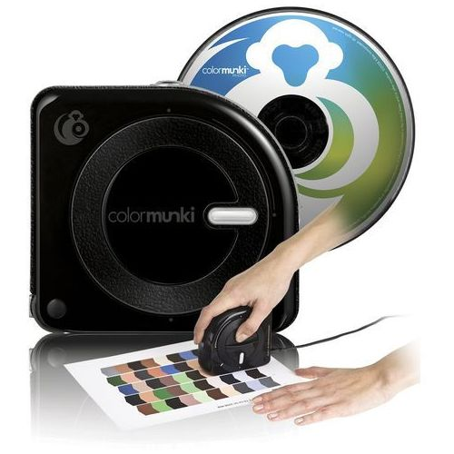 colormunki photo kolorymetr dla monitorów, drukarek i projector – cmunph marki X-rite
