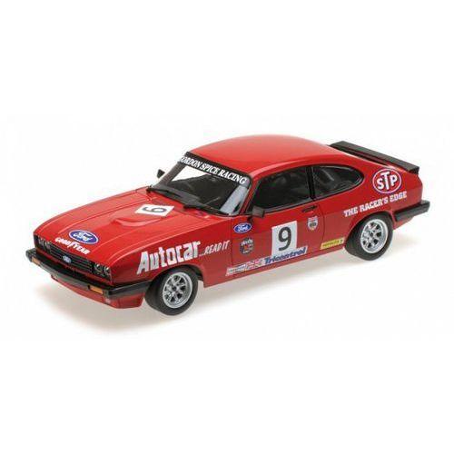 Minichamps Ford capri 3,0 gordon spice group #9 gordon spice winner brands hatch short circuit race bscc 1978