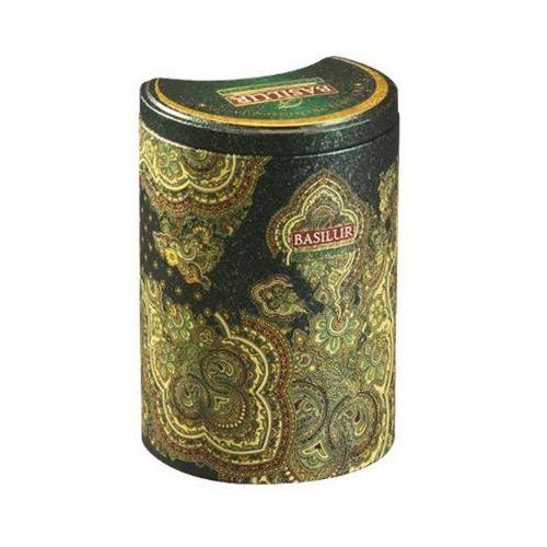 Basilur  70226 100g moroccan mint puszka  liściasta | darmowa dostawa od 150 zł!