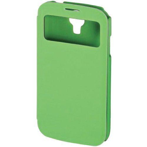Hama Booklet Okienko Samsung Galaxy S4 (zielony), kolor zielony