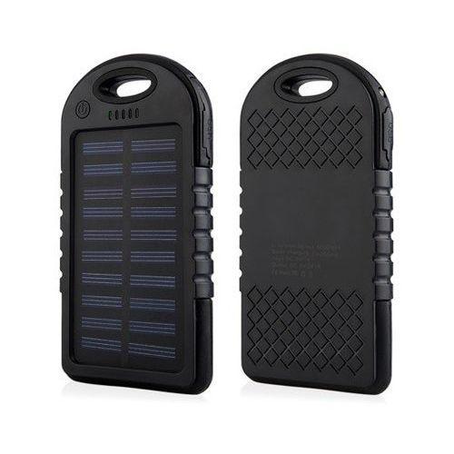 Bateria solarna zewnętrzna power bank wodoodporny 6000 mah marki Bluestar
