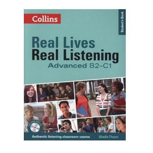 Real Lives Real Listening Advanced. Podręcznik (opr. miękka)