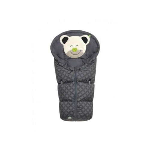 odenwälder Śpiworek do fotelika Mucki Ornamento carbon