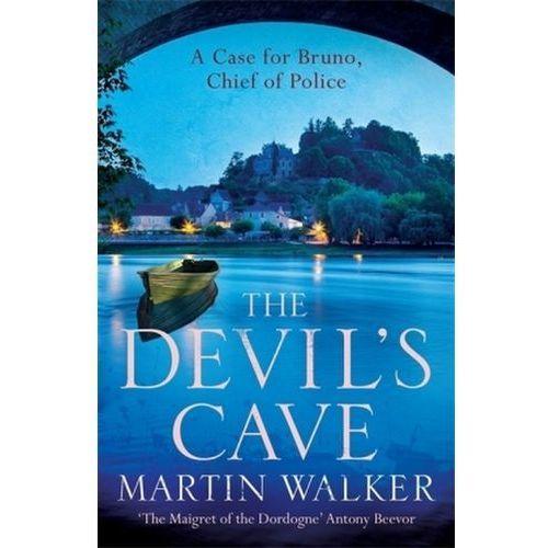 Devil's Cave, Walker, Martin