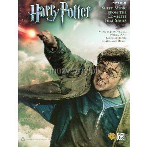 PWM Różni - Harry Potter. Muzyka do wszystkich filmów serii na fortepian solo