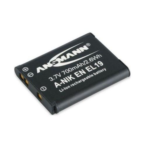 Ansmann Akumulator specjalny 1400-0016, akumulator do aparatu, li-ion, 3.7 v, 700 mah, 1 szt. (4013674011575)