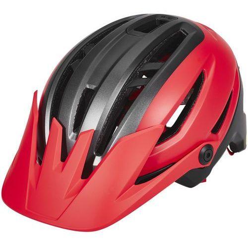 Bell sixer mips kask rowerowy czerwony/czarny m   55-59cm 2018 kaski mtb
