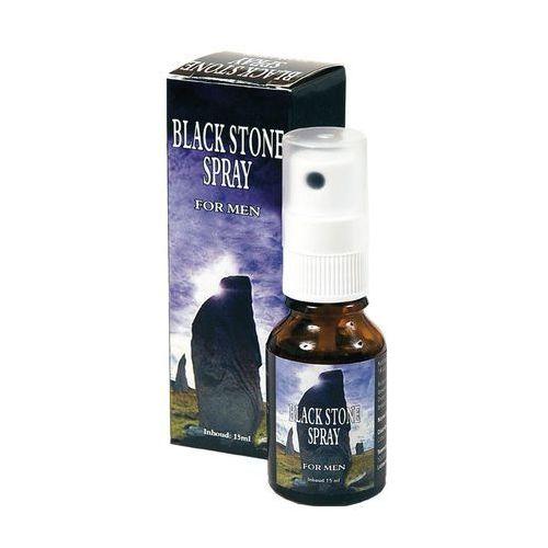Cobeco pharma Blackstone spray 15 ml delay opóźnia przedwczesny wytrysk 170338