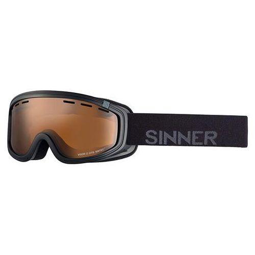 Gogle narciarskie  visor iii otg sigo-164 polarized 10a-p01 marki Sinner