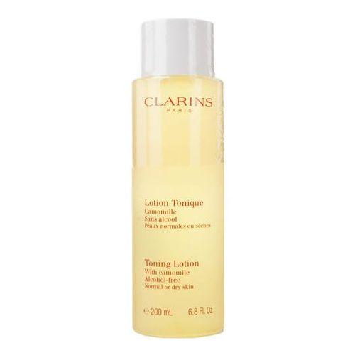 Clarins _toning lotion with camomille tonik do twarzy z rumiankiem 200ml (3380810051186)