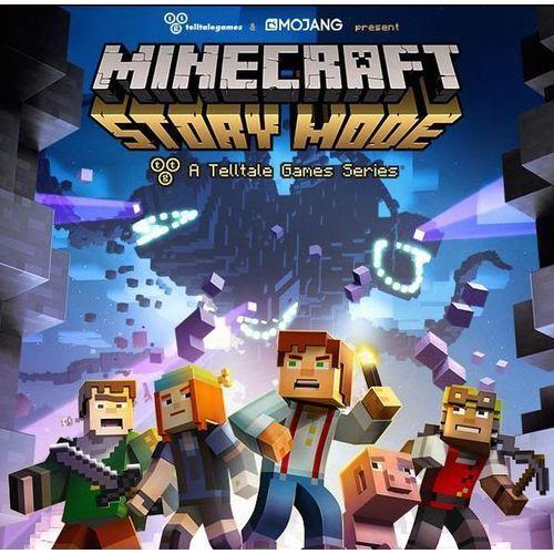 OKAZJA - Minecraft Story Mode (Xbox One)