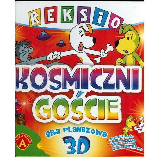 Kosmiczni goście Reksio, AM_5906018008272