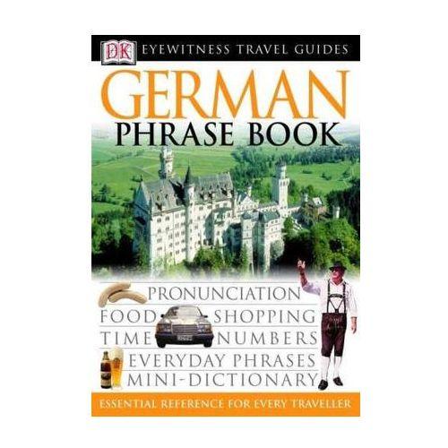 Niemcy rozmówki Dorling Kinderslay German Phrasebook (2003)