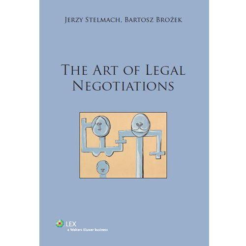 The art of legal negotiations (9788326440724)