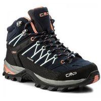 Cmp rigel mid wmn trekking shoes wp r.40
