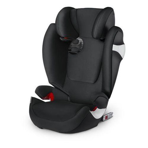 fotelik samochodowy solution m-fix 2018, lavastone black marki Cybex