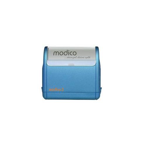 Super Pieczątka Modico 3 Niebieska Super Pieczątka Modico 3 Niebieska