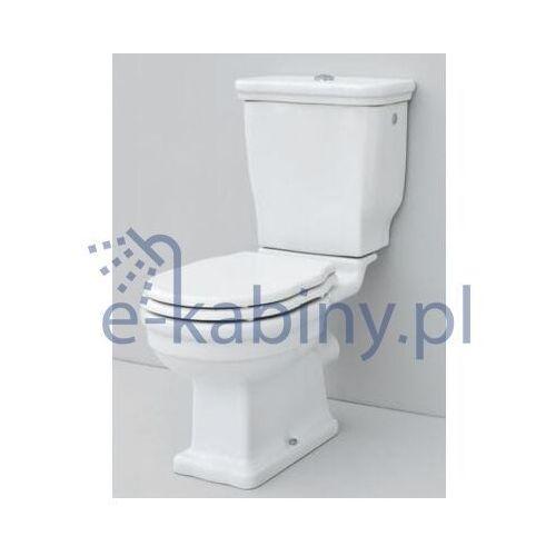 Art Ceram Hermitage zbiornik WC do kompaktu biały HEC00101;00, HEC00101;00