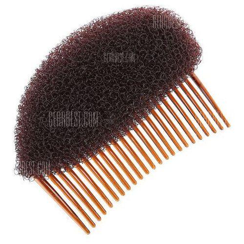 Ladies Hair Styling Comb Volume Bouffant Beehive Shaper Roller Foam Accessories