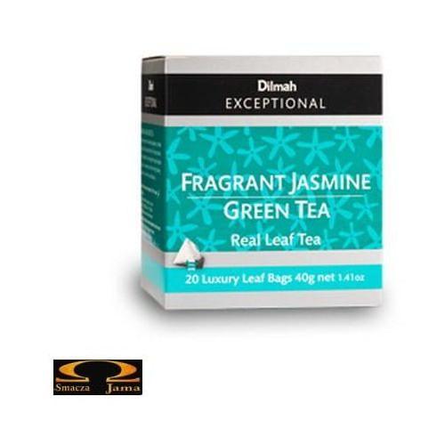 Herbata Dilmah Elegant Jasmine Green Tea - jaśminowa królowa 20 torebek, Z8879