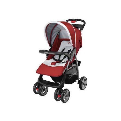 Wózek spacerowy LIONELO EMMA Czerwony. Najniższe ceny, najlepsze promocje w sklepach, opinie.
