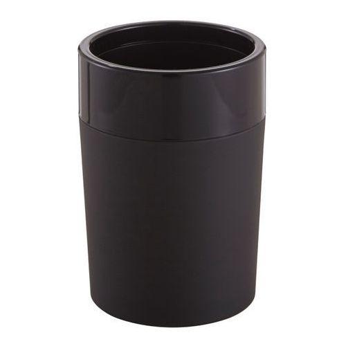 Kubek łazienkowy Doumia czarny, BP7503C.B-CAP