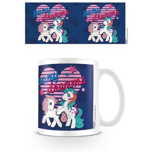 Kubek ceramiczny my little pony retro (pony dreams) marki Pyramid international