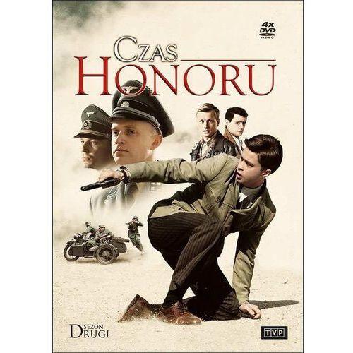 Telewizja polska s.a. Czas honoru (sezon 2, 4 dvd) - OKAZJE