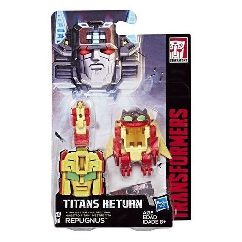 Transformers generations titan masters repugnus - marki Hasbro