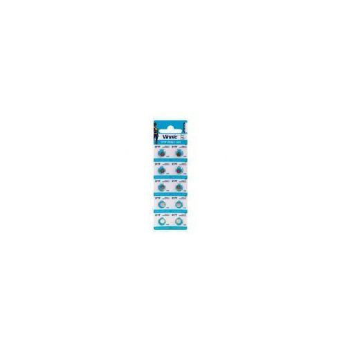 10 x bateria srebrowa mini Vinnic 377 / 376 / SR 626 SW / G4 (4898338000818)