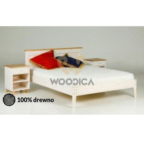 Woodica Łóżko siena 23 l2 120x89x200