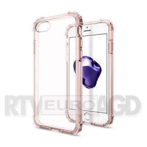 Spigen Crystal Shell 042CS20308 iPhone 7 (rose crystal) - produkt w magazynie - szybka wysyłka!