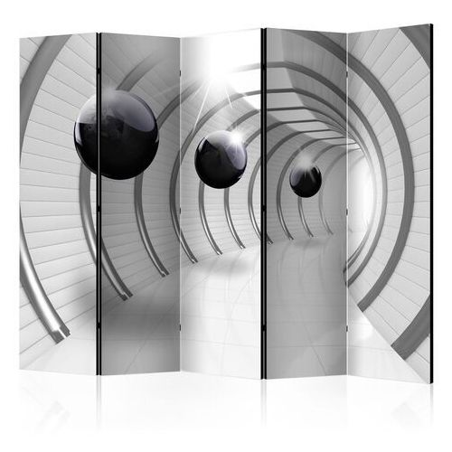 Artgeist Parawan 5-częściowy - futurystyczny tunel ii [room dividers]