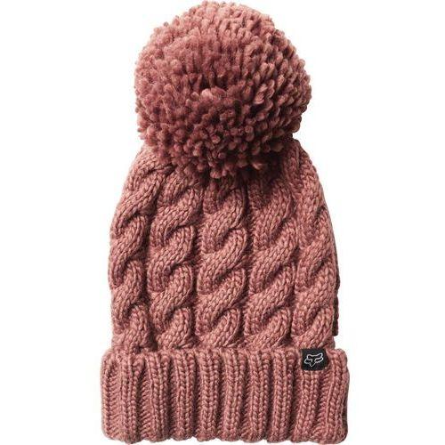 Fox czapka damska różowy valence
