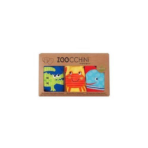Majtki treningowe ch�opi�ce 2-3 lata 3 szt. Zoocchini (Ocean)