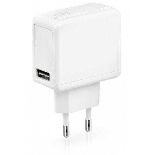 Ładowarka sieciowa SBS USB 2A Biały (8018417196775)