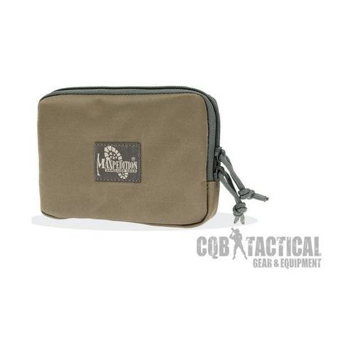 "Organizer Maxpedition 3525KF Hook-&-Loop 5"" x 7"" Zipper Pocket"