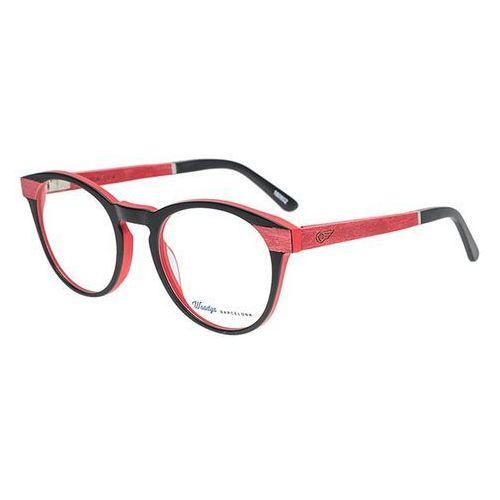Okulary korekcyjne dracula 01 marki Woodys barcelona