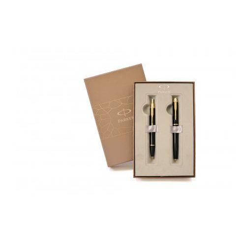 Parker Zestaw  im czarny gt pióro wieczne + długopis, kategoria: pióra i atramenty
