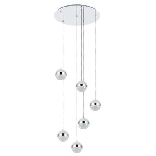Eglo Licoroto 98558 lampa wisząca zwis oprawa 6x3W G9 LED chrom