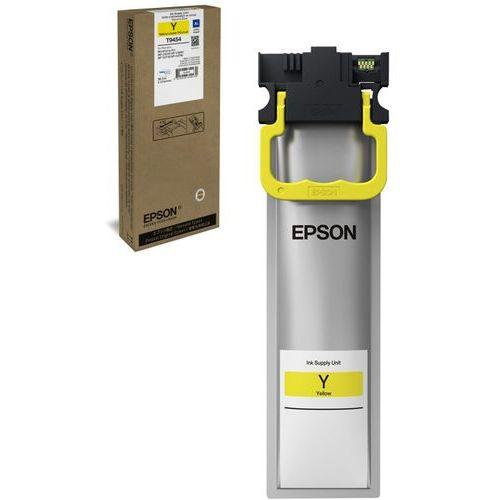 tusz yellow t9454 xl, c13t945440 marki Epson